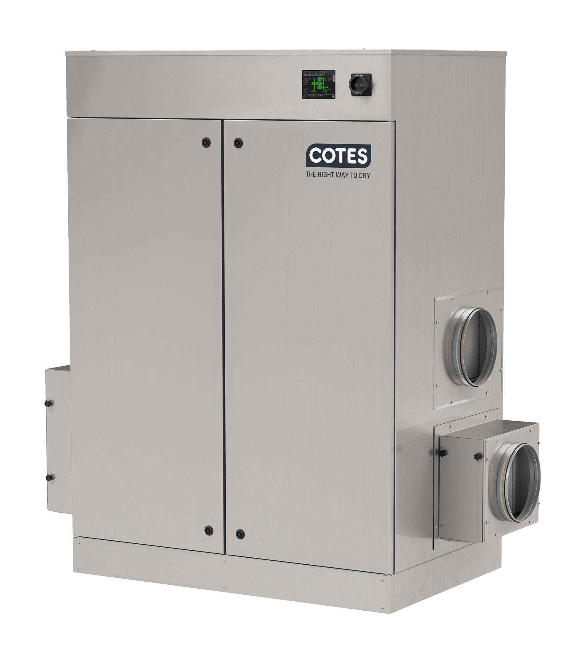 Cotes C65 õhukuivati niiskusekoguja