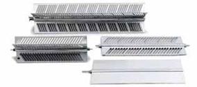 Alumiiniumribidega küttekehad
