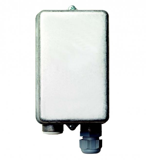 Küttekeha alumiiniumist ühenduskarp K17