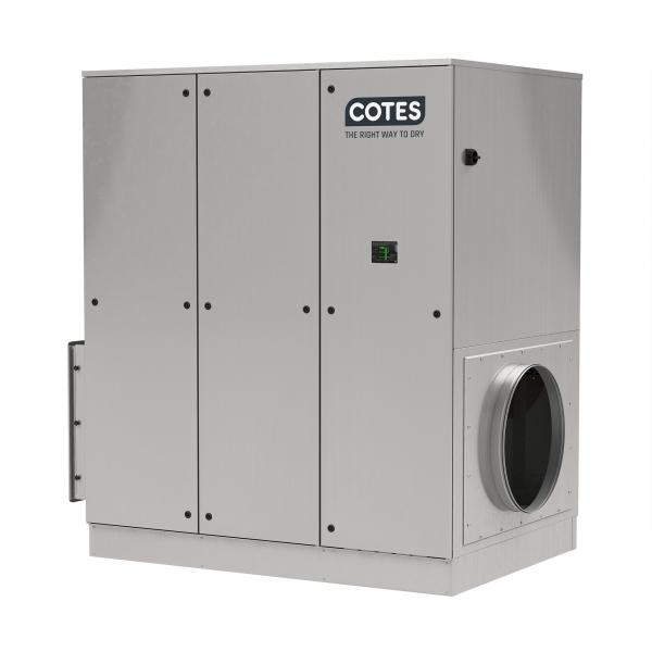 Cotes C105 õhukuivatid niiskusekogujad