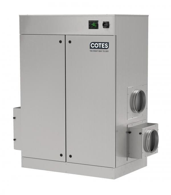 Cotes C65 õhukuivatid niiskusekogujad
