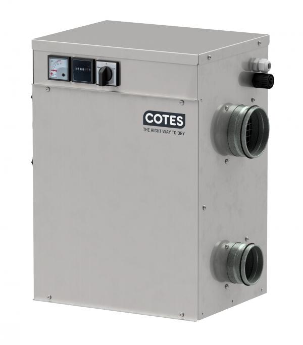 Cotes CR100 õhukuivati / niiskusekoguja